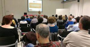 Blanca Moreno parla sobre la importància d'incorporar la transversalitat de gènere en les polítiques públiques
