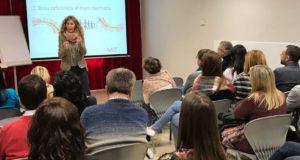 Blanca Moreno explica la normativa en materia de género